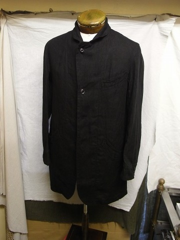 classic heavylinen country coat_f0049745_12092554.jpg