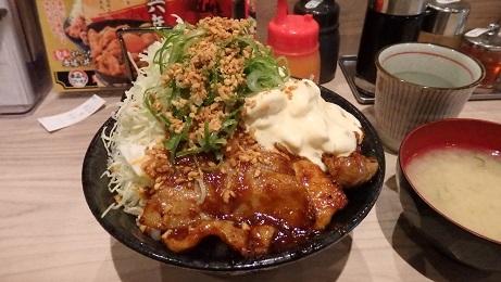 コスパ満点 『伝説のすた丼屋 札幌駅前店』 豚丼です、_f0362073_14213753.jpg