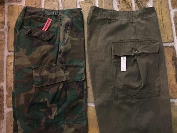 他にはない、たった2つのカーゴポケット!!! (T.W.神戸店)_c0078587_21325753.jpg