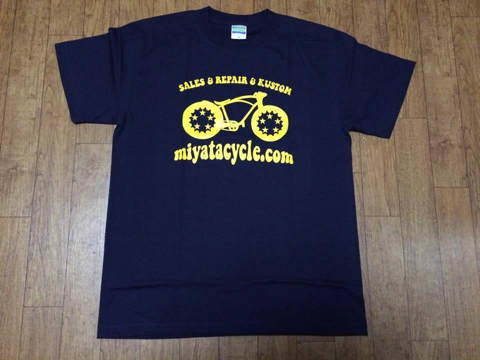 オリジナルプリントインディゴパーカー & Tシャツ 再生産_e0126901_07472540.jpg