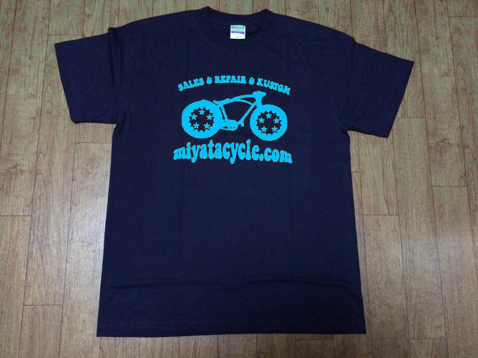 オリジナルプリントインディゴパーカー & Tシャツ 再生産_e0126901_07473025.jpg