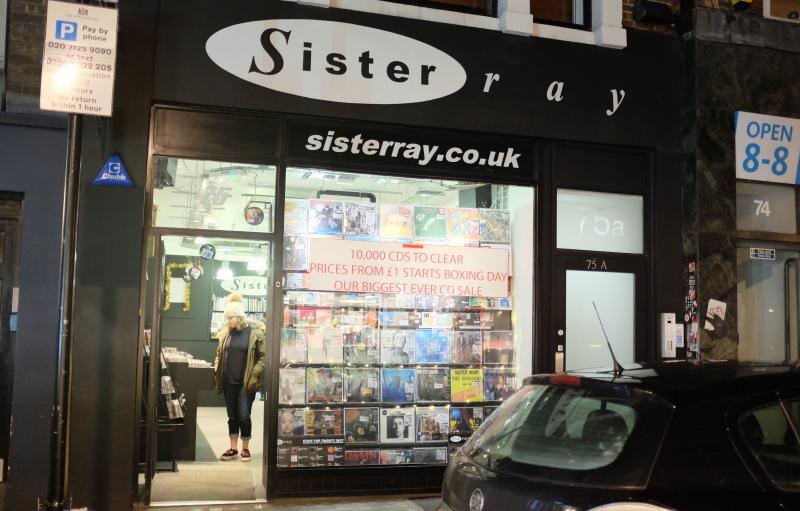🇬🇧London\'s best record shops 🎧 ロンドンのレコード屋巡り_b0246303_01242219.jpg