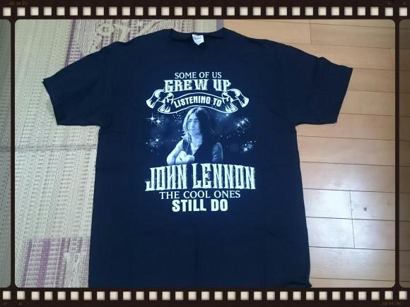 ジョン・レノン Tシャツ_b0042308_01060098.jpg