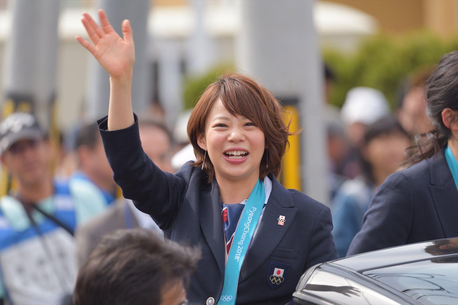 【幕別町】高木姉妹のパレードを見てきました。_a0145819_21484142.jpg