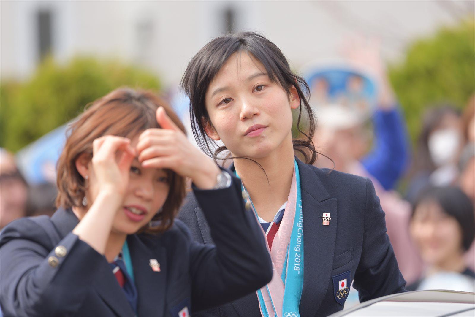 【幕別町】高木姉妹のパレードを見てきました。_a0145819_21493457.jpg