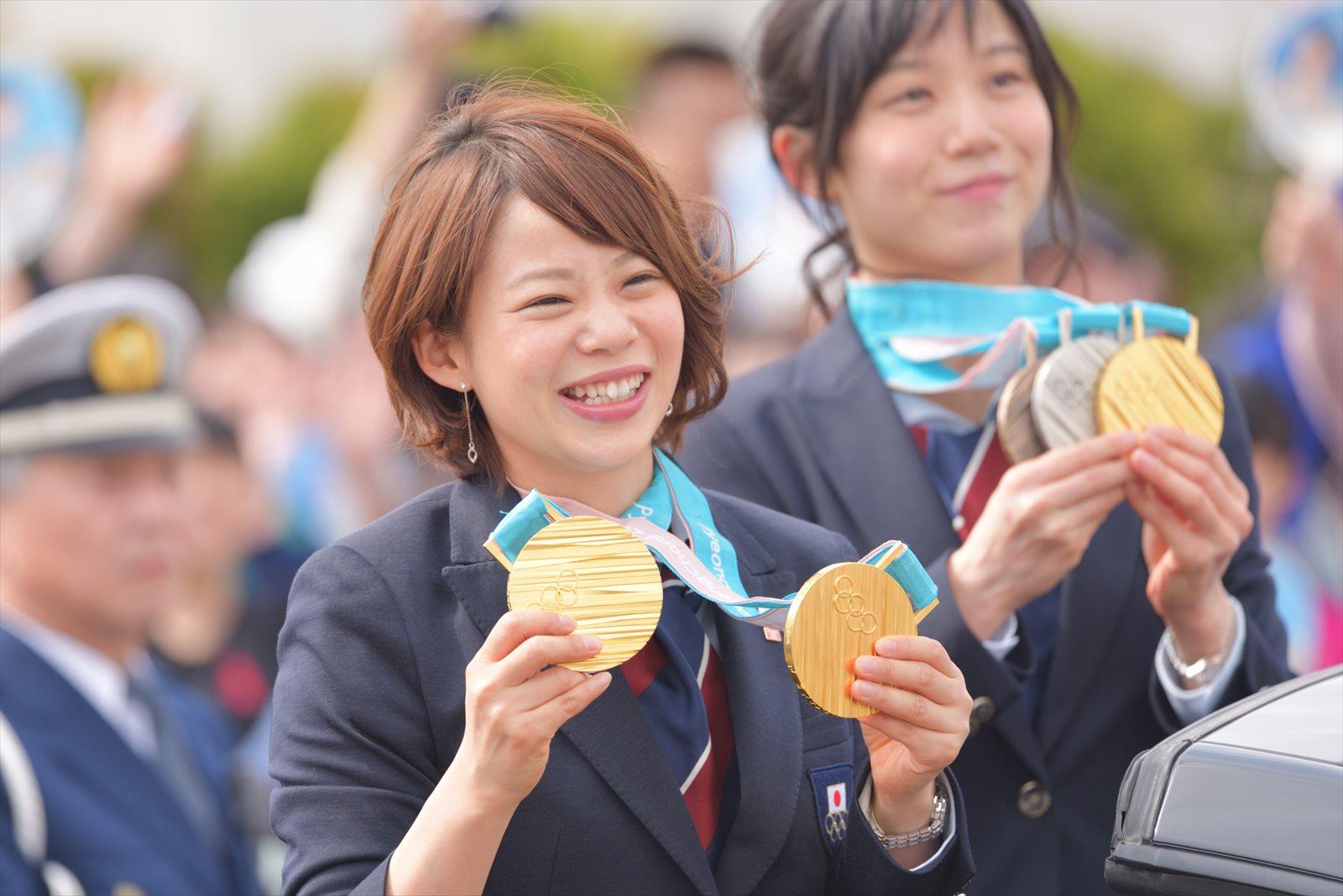 【幕別町】高木姉妹のパレードを見てきました。_a0145819_21502394.jpg