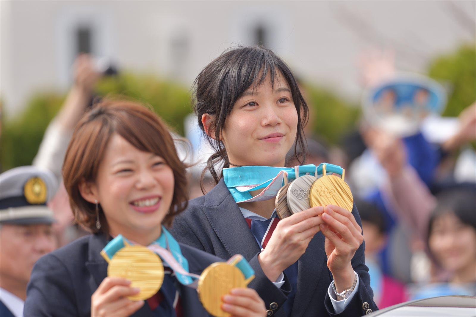 【幕別町】高木姉妹のパレードを見てきました。_a0145819_21505245.jpg