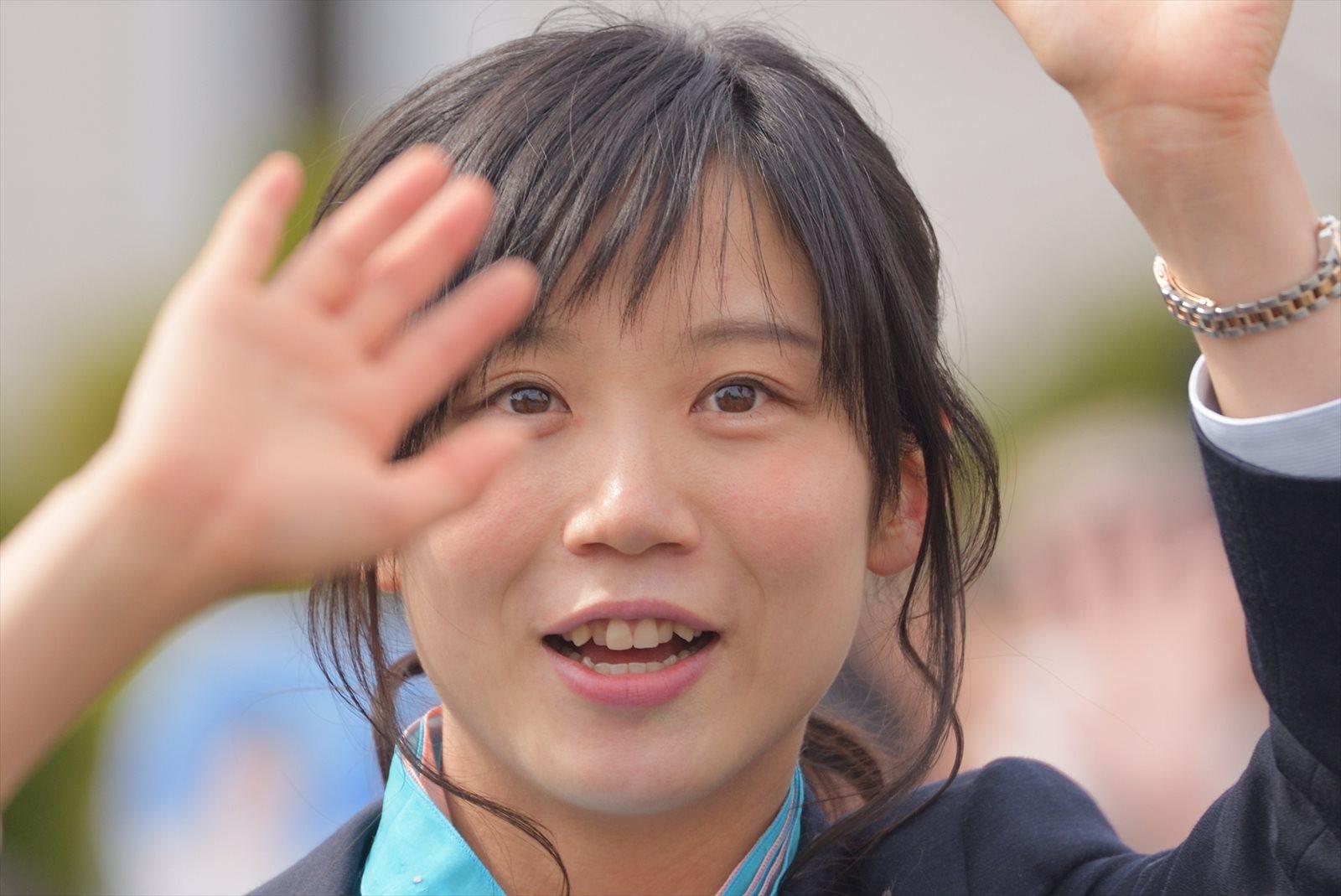 【幕別町】高木姉妹のパレードを見てきました。_a0145819_2152271.jpg
