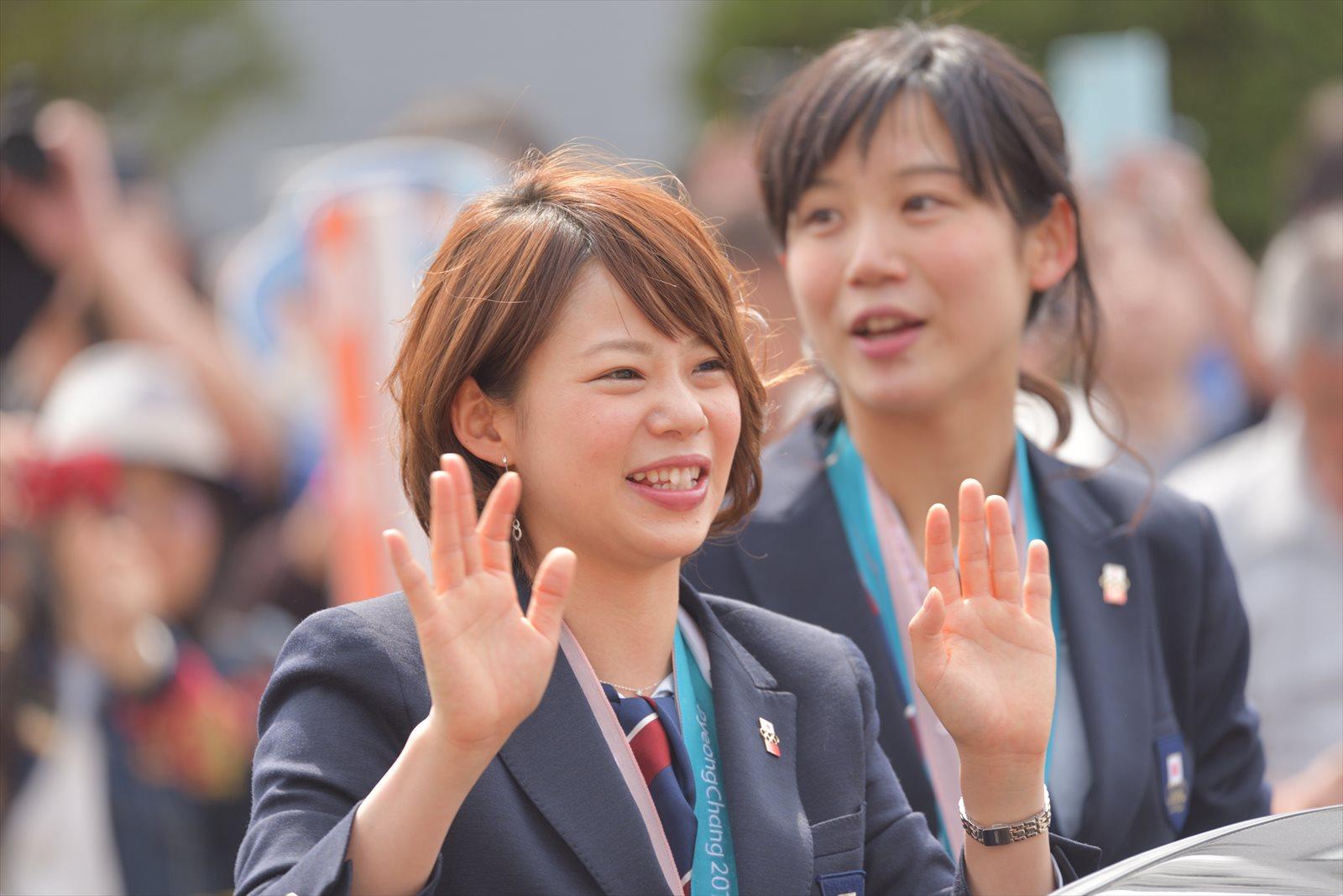 【幕別町】高木姉妹のパレードを見てきました。_a0145819_21531419.jpg