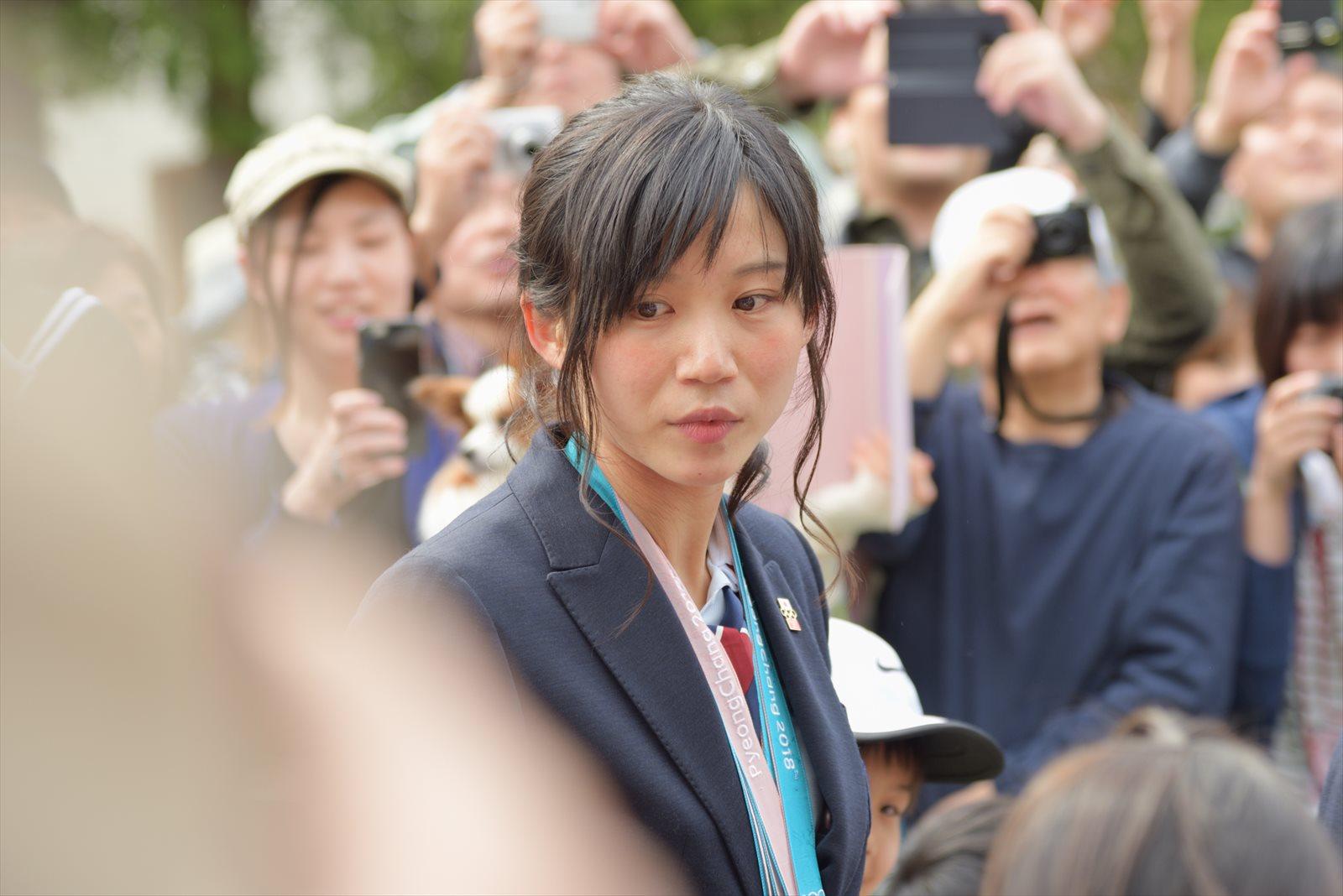 【幕別町】高木姉妹のパレードを見てきました。_a0145819_21543416.jpg