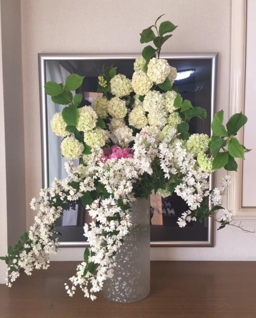 花に恵まれた休日♪_c0316026_18270601.jpg