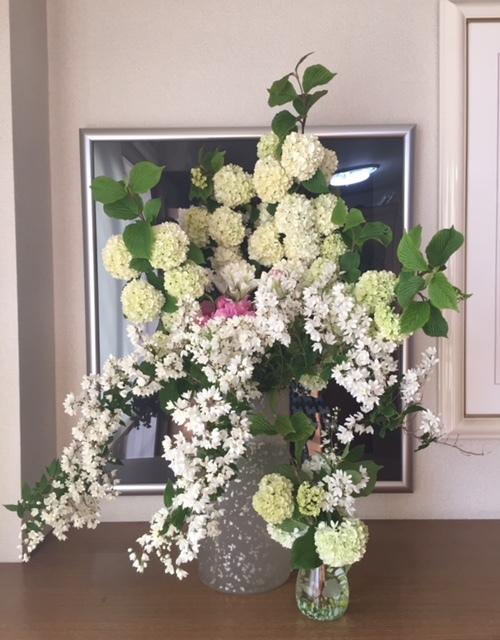 花に恵まれた休日♪_c0316026_18271313.jpg