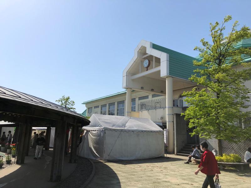 鮭いくら丼    道の駅 新潟ふるさと村_a0359239_20212011.jpg
