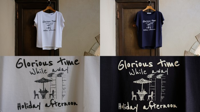 """""""2018 Summer Rogo T-Shirt Collection...4/22sun\""""_d0153941_17544503.jpg"""