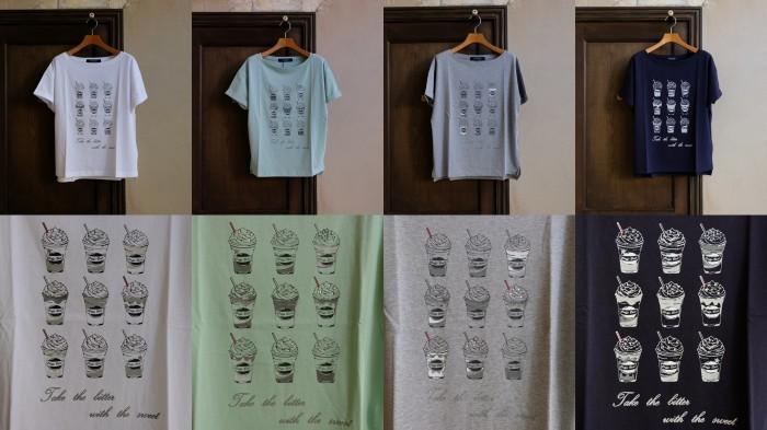 """""""2018 Summer Rogo T-Shirt Collection...4/22sun\""""_d0153941_17550035.jpg"""