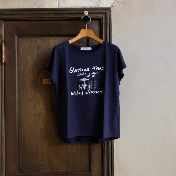 """""""2018 Summer Rogo T-Shirt Collection...4/22sun\""""_d0153941_18512637.jpg"""