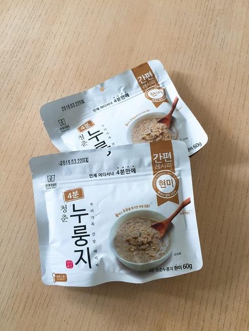 ソウル SSGフードマーケットでヌルンジを買う_b0060363_22394601.jpg