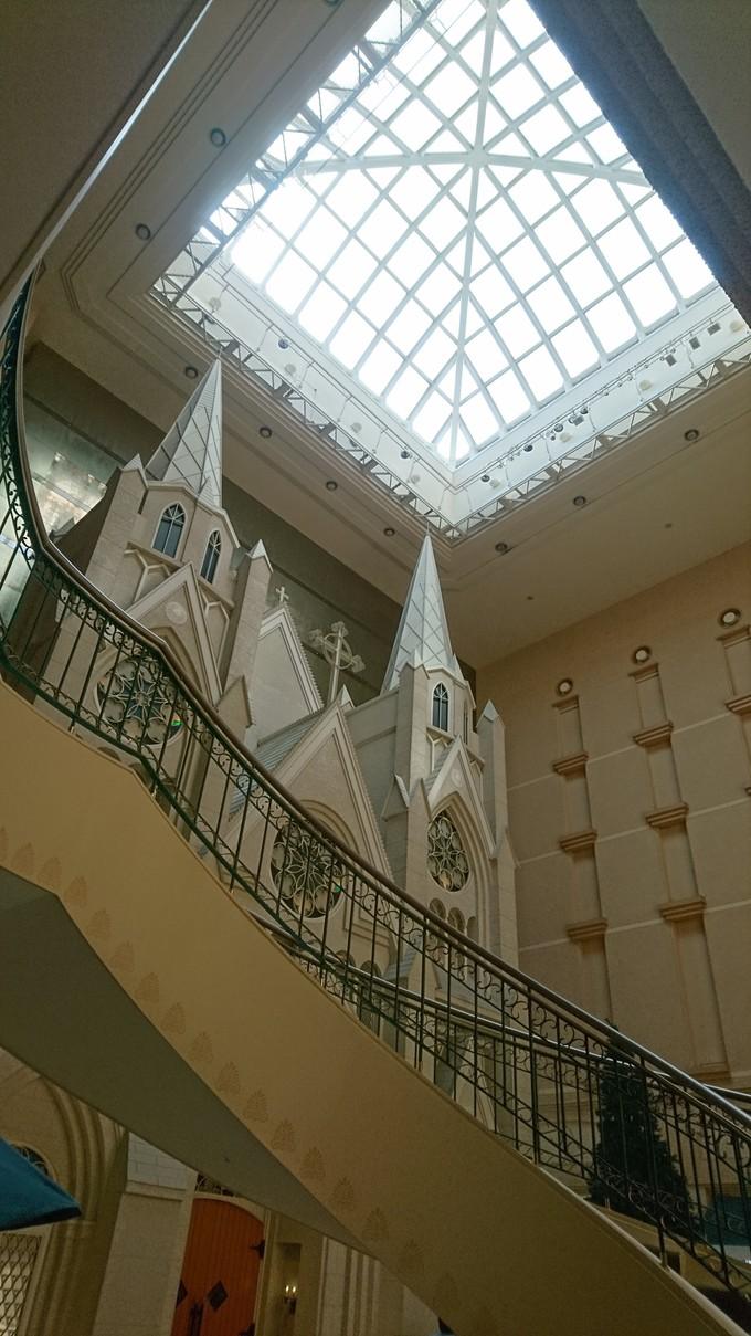 ホテルエミシア札幌のチャペル_b0106766_1924868.jpg