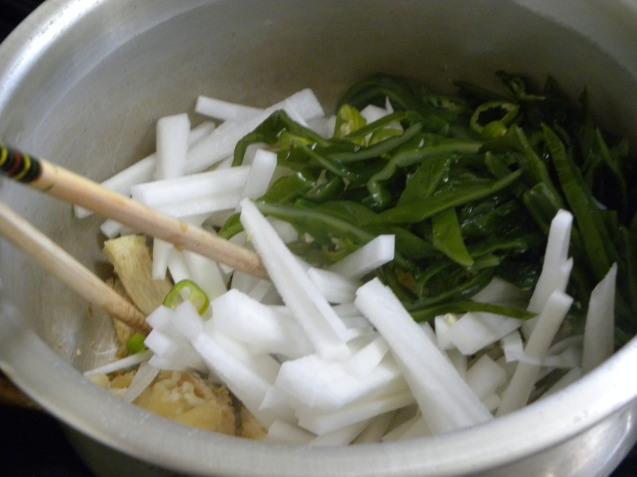 タラのスープとご飯で良いよ!_c0162773_10252842.jpg