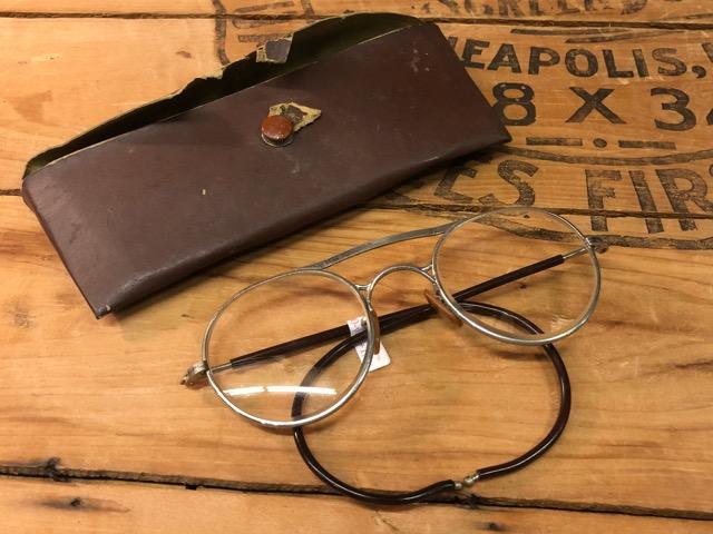 4月25日(水)大阪店アクセサリー&ヴィンテージ入荷!!#3 Vintage Glasses編!AmericanOptical&Baush&Lomb!!_c0078587_23515576.jpg