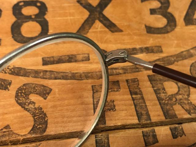 4月25日(水)大阪店アクセサリー&ヴィンテージ入荷!!#3 Vintage Glasses編!AmericanOptical&Baush&Lomb!!_c0078587_23574688.jpg