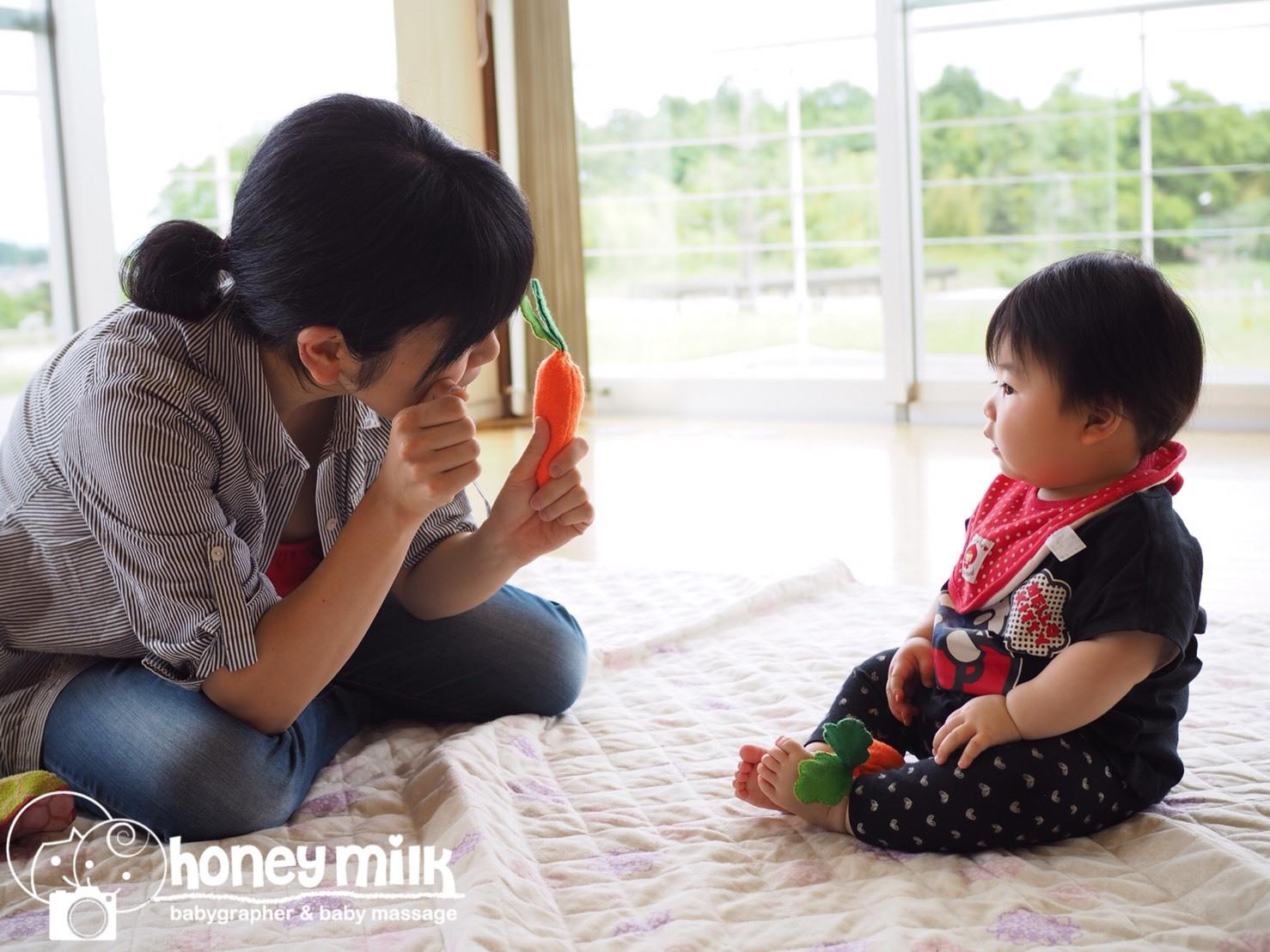赤ちゃんとママのファーストサイン♪_e0120789_13343172.jpg