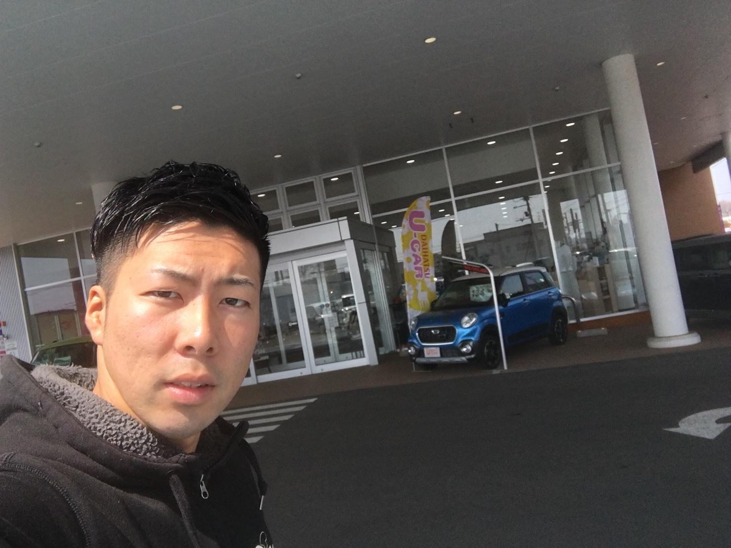 4月23日(月)トミーベース カスタムブログ☆S様キャンバス O様フォレスタ納車☆_b0127002_11561151.jpg