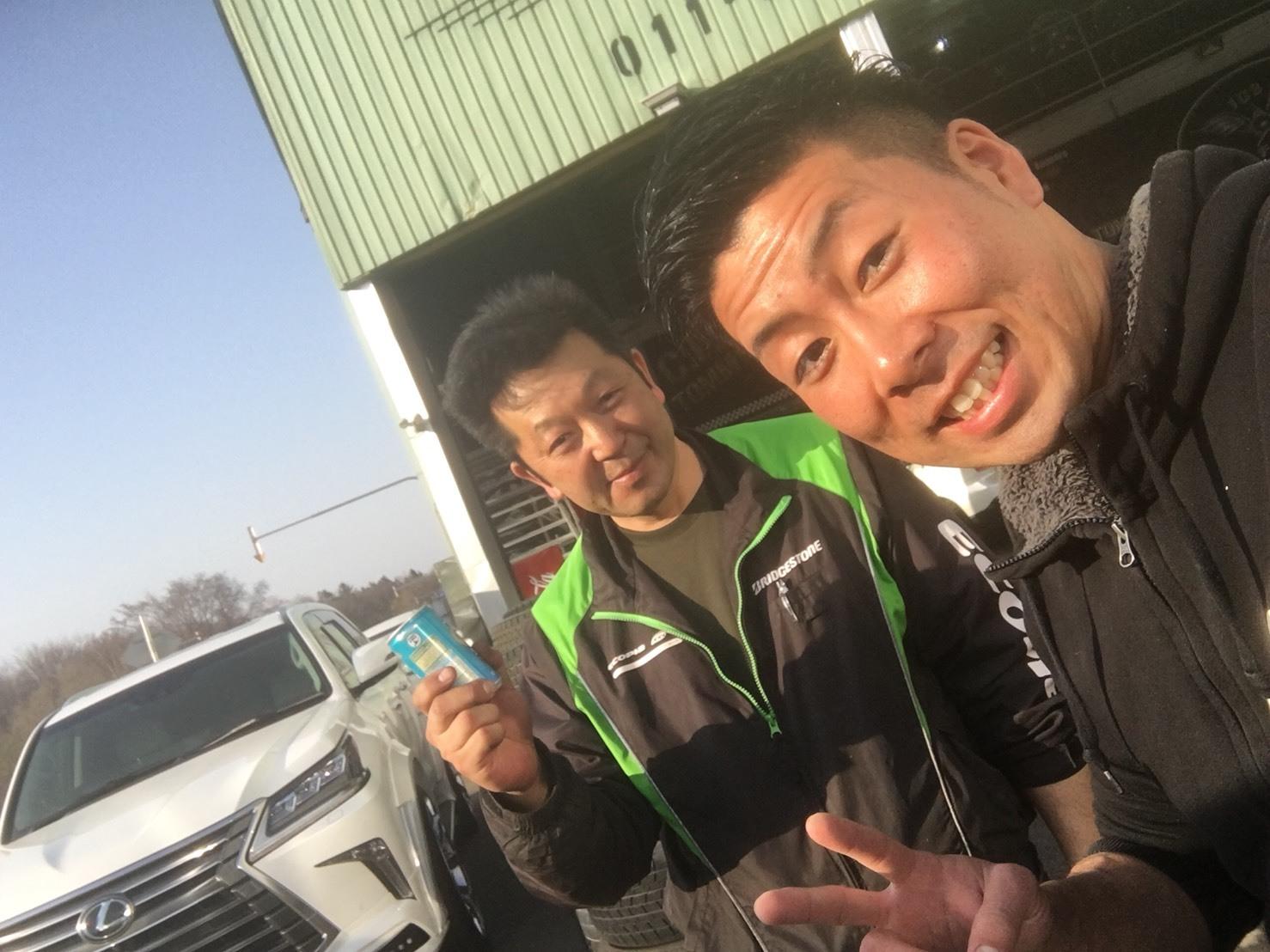 4月23日(月)トミーベース カスタムブログ☆S様キャンバス O様フォレスタ納車☆_b0127002_12233175.jpg