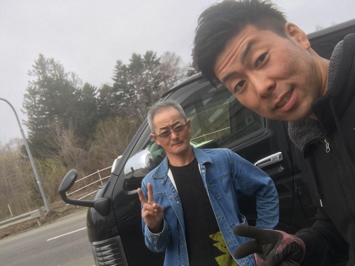 4月23日(月)トミーベース カスタムブログ☆S様キャンバス O様フォレスタ納車☆_b0127002_12465426.jpg