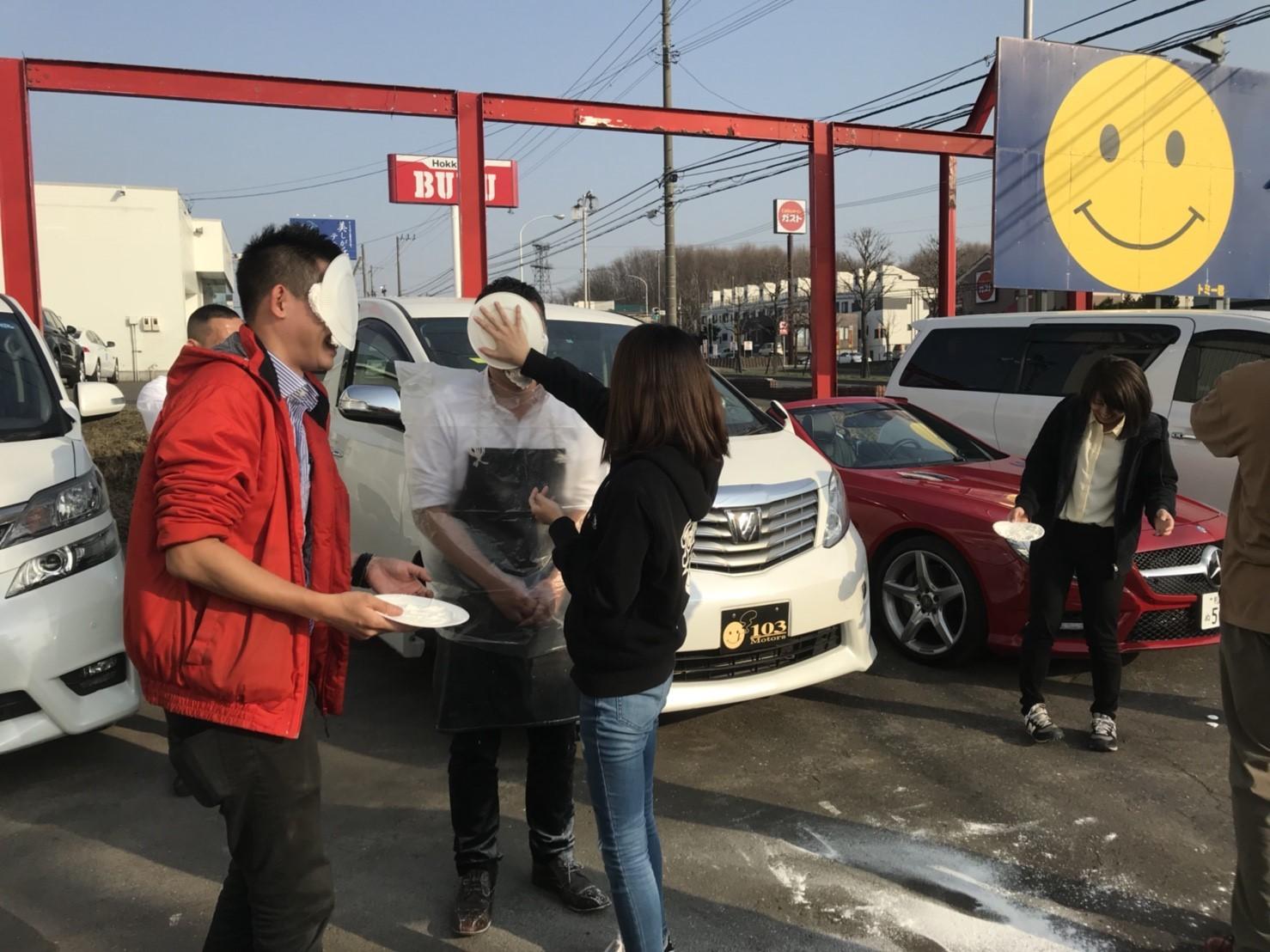 4月23日(月)トミーベース カスタムブログ☆S様キャンバス O様フォレスタ納車☆_b0127002_13053146.jpg