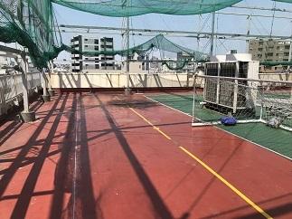 屋上防水改修工事(中野区)_c0183605_21093615.jpg