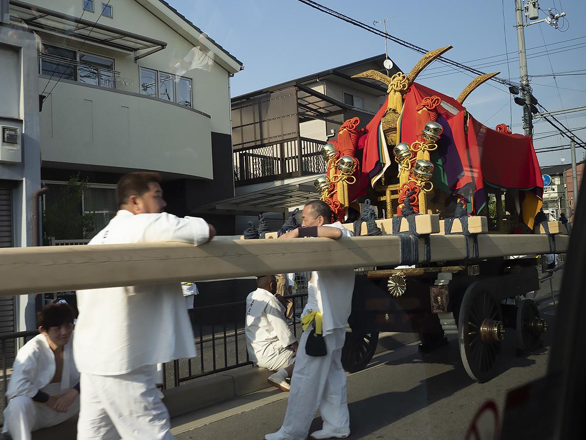 嵐山は熱かった!  4月22日(日) 6387_b0069507_05185915.jpg