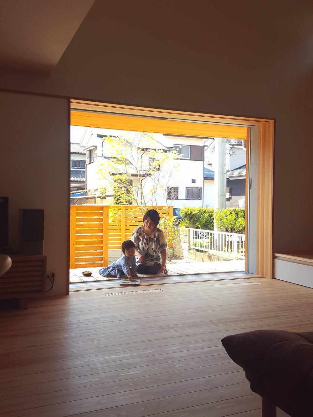 建築雑誌の取材・撮影がございました。_a0059217_17300417.jpg