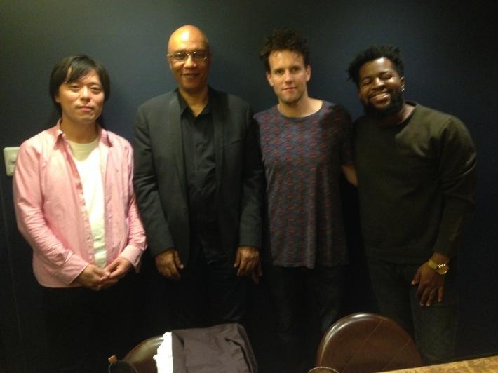 Billy Childs Quartet @Blue Note Tokyo_f0179543_23532286.jpg