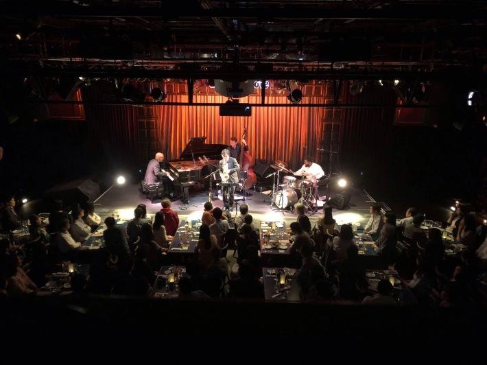 Billy Childs Quartet @Blue Note Tokyo_f0179543_23533275.jpg