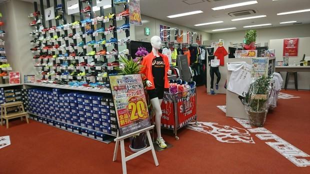 SPORTS MITSUHASHI 襷TASUKI店様完了!_f0300358_19475476.jpg