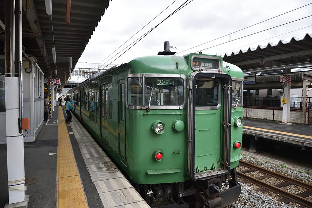 鉄道ブラ旅 綾部経由で敦賀へ_e0164563_13455216.jpg