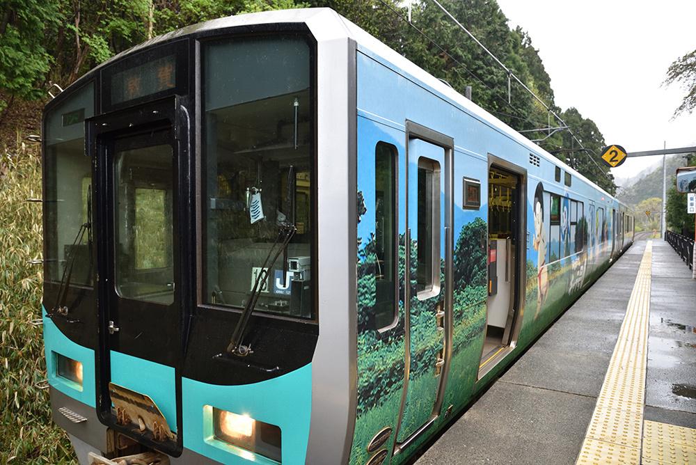 鉄道ブラ旅 綾部経由で敦賀へ_e0164563_13461795.jpg