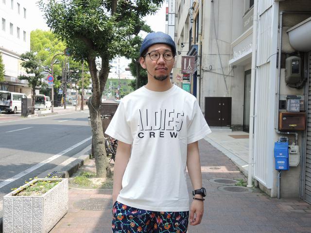 Denim Roll Cap 再入荷☆_b0316864_19063613.jpg