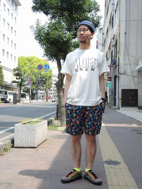 Denim Roll Cap 再入荷☆_b0316864_19065646.jpg