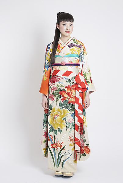 絵画のような極上の花嫁衣裳に魅せられて_b0098077_19045138.jpg