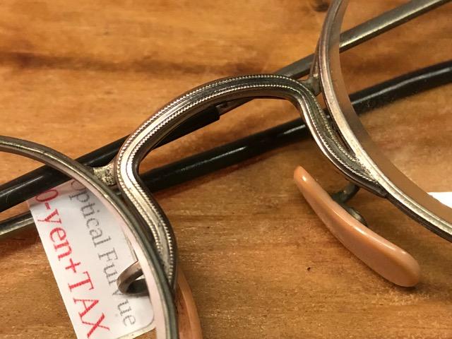 4月25日(水)大阪店アクセサリー&ヴィンテージ入荷!!#3 Vintage Glasses編!AmericanOptical&Baush&Lomb!!_c0078587_002528.jpg