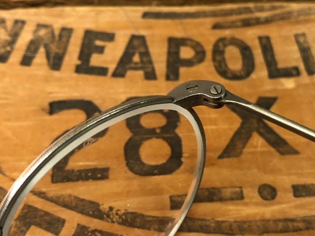 4月25日(水)大阪店アクセサリー&ヴィンテージ入荷!!#3 Vintage Glasses編!AmericanOptical&Baush&Lomb!!_c0078587_004447.jpg