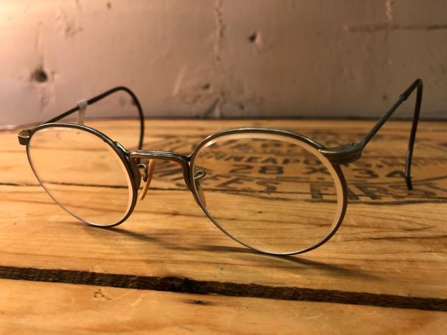 4月25日(水)大阪店アクセサリー&ヴィンテージ入荷!!#3 Vintage Glasses編!AmericanOptical&Baush&Lomb!!_c0078587_005139.jpg