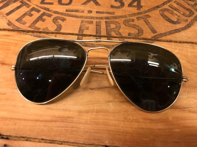 4月25日(水)大阪店アクセサリー&ヴィンテージ入荷!!#3 Vintage Glasses編!AmericanOptical&Baush&Lomb!!_c0078587_0101772.jpg