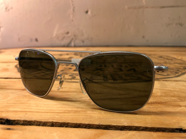 4月25日(水)大阪店アクセサリー&ヴィンテージ入荷!!#3 Vintage Glasses編!AmericanOptical&Baush&Lomb!!_c0078587_0134080.jpg