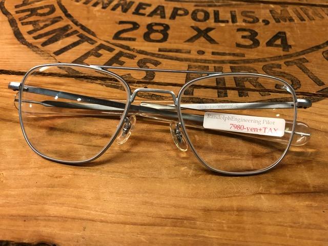 4月25日(水)大阪店アクセサリー&ヴィンテージ入荷!!#3 Vintage Glasses編!AmericanOptical&Baush&Lomb!!_c0078587_0141148.jpg