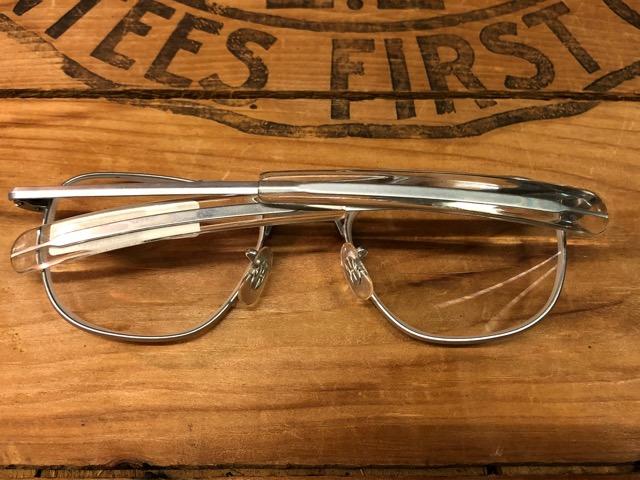 4月25日(水)大阪店アクセサリー&ヴィンテージ入荷!!#3 Vintage Glasses編!AmericanOptical&Baush&Lomb!!_c0078587_014196.jpg
