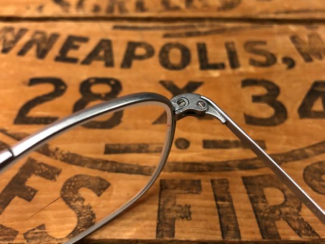 4月25日(水)大阪店アクセサリー&ヴィンテージ入荷!!#3 Vintage Glasses編!AmericanOptical&Baush&Lomb!!_c0078587_0144066.jpg