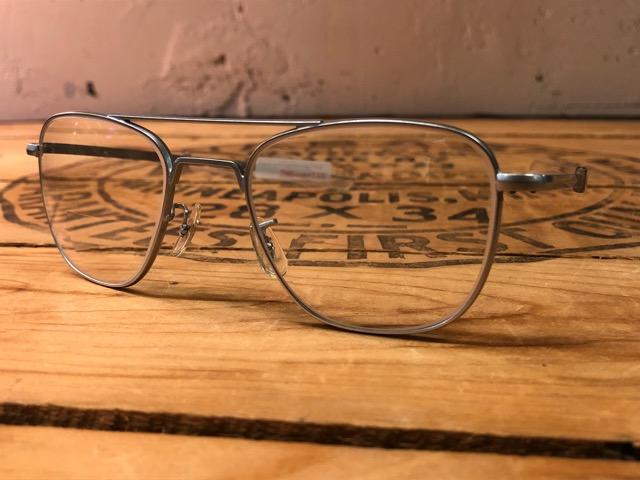 4月25日(水)大阪店アクセサリー&ヴィンテージ入荷!!#3 Vintage Glasses編!AmericanOptical&Baush&Lomb!!_c0078587_0145073.jpg